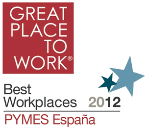 Best Workplaces PYMES 2012